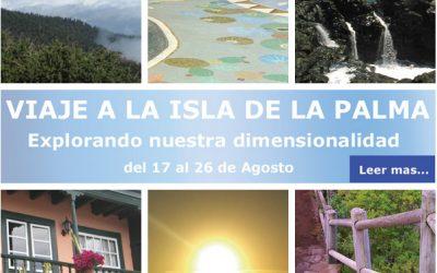 Viaje a la Isla de La Palma Agosto 2015